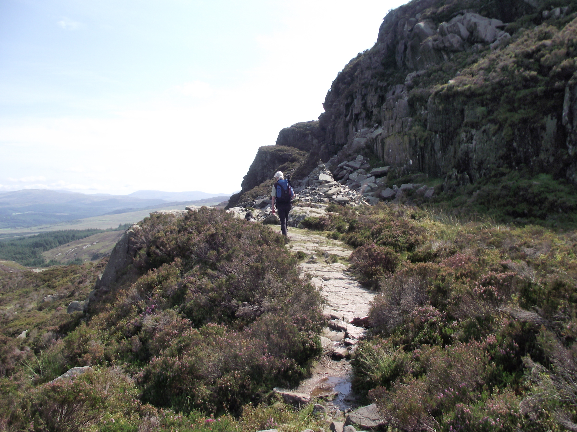 #95 – A Romp In The Rhinogs (Day 1)