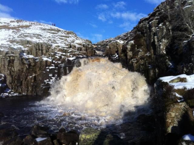 Cauldron Snout in Teesdale (RL)