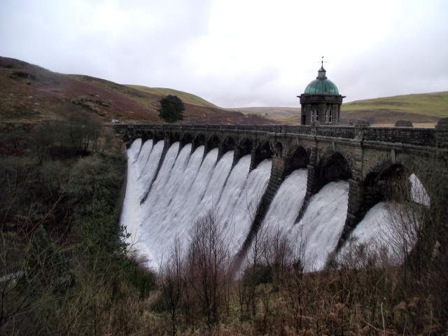Craig Goch dam