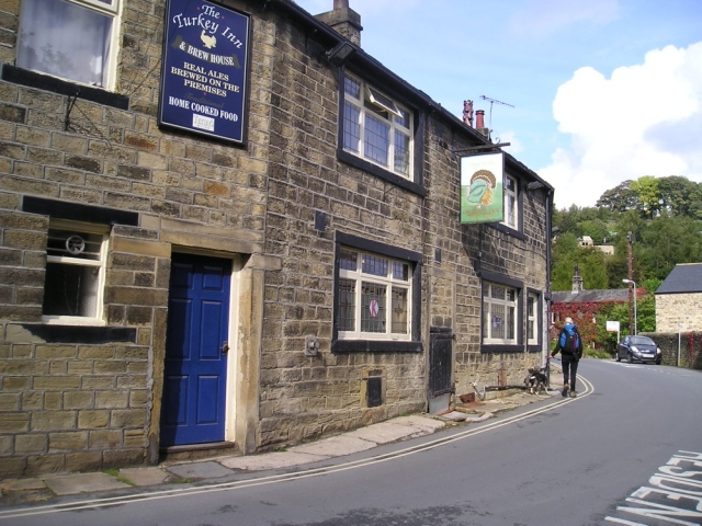 The small village of Goose Eye