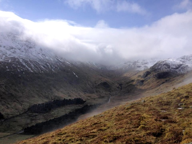 Morning in the Grisedale Valley near Patterdale (OC)