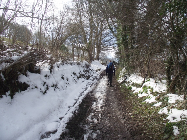 Setting out from near Bodfari