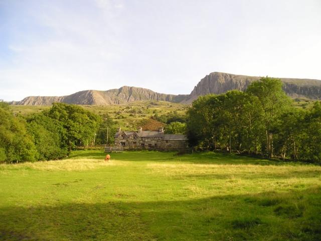 Cadair Idris from Ty Nant