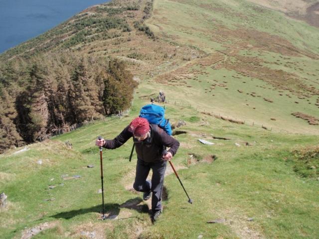 But it feels steep!
