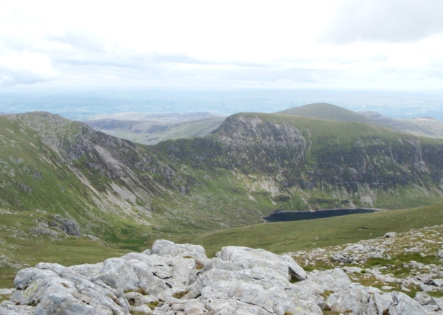 Last top of the day – Pen yr Helgi Du