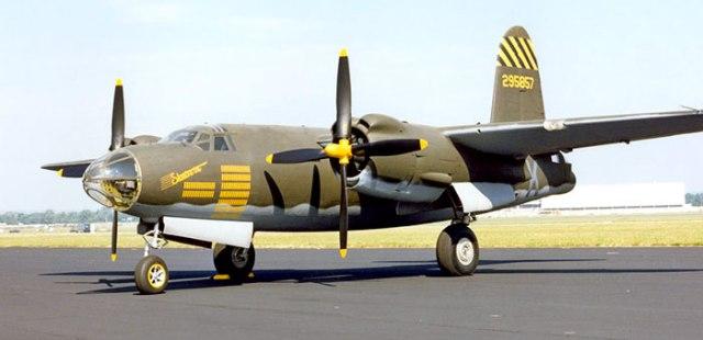 B-26 Martin Marauder