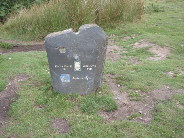 Joining the Offa's Dyke Path