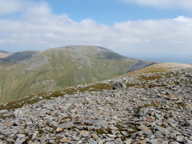 The next objective – Carnedd Llewelyn