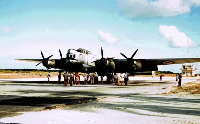 Avro Lincoln bomber