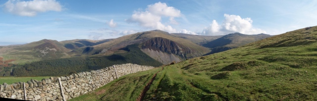 The Hills of the northern Carneddau