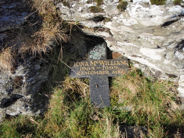 The Fiona McWilliam memorial