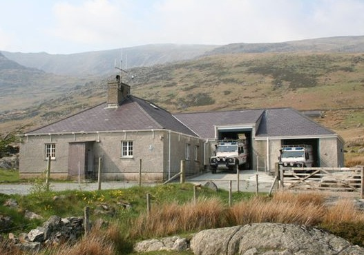 'Oggie Base' – Ogwen Valley Mountain Rescue Organisation