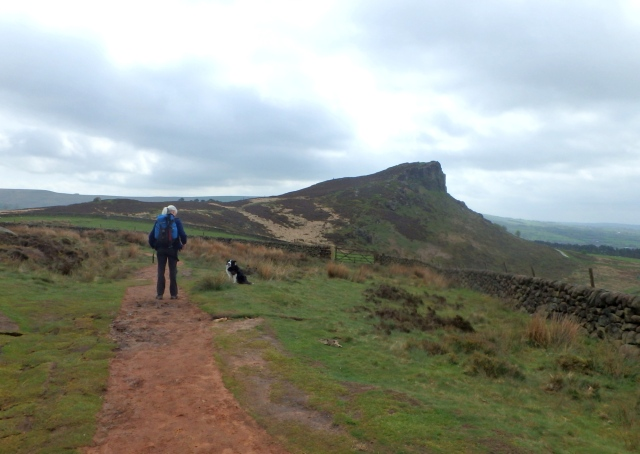 The Gritstone edges of Staffordshire