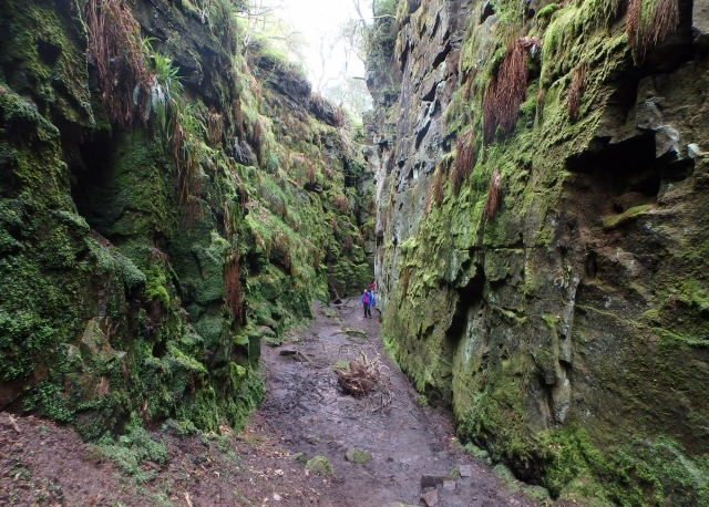 Is this the 'Green Chapel' in 'Sir Gawain and the Green Knight'?
