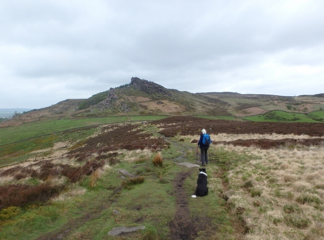 Heading back to The Roaches