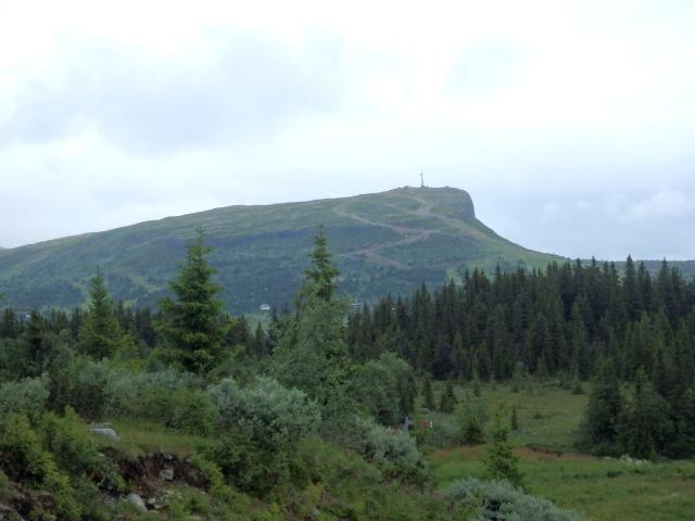Skeikampen - 1123 metres (3684 ft)
