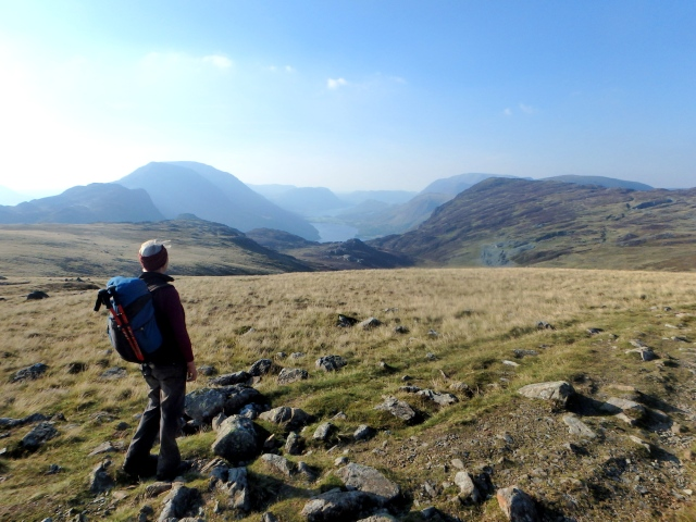 …. with a final view of Ennerdale