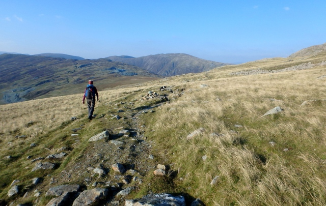 Honister Quarry ahead ….