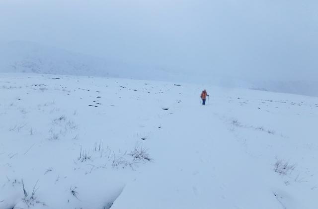 Winter in the Carneddau