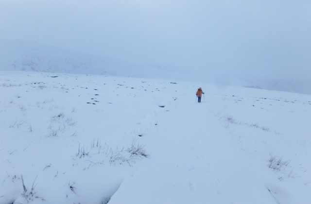 Winter in the Carneddau
