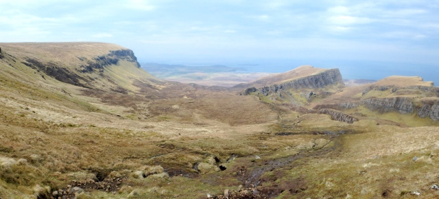 North Skye, near the Quiraing