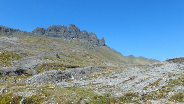 Storr Rocks – North Skye