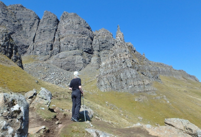 Below Storr Rocks