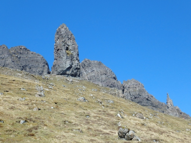 Storr Rocks