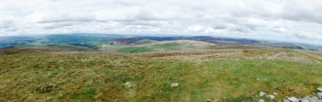 …. in fact good views whichever way you look
