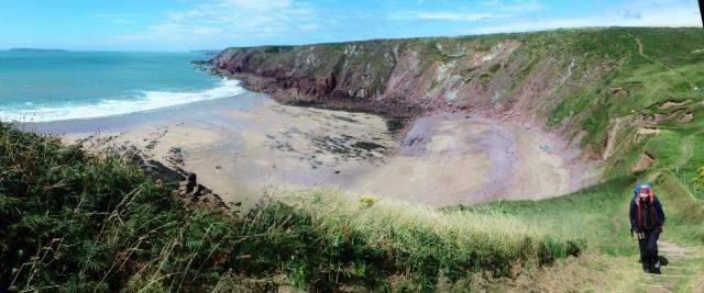 Westdale Bay, near St Ann's Head, Pembrokeshire