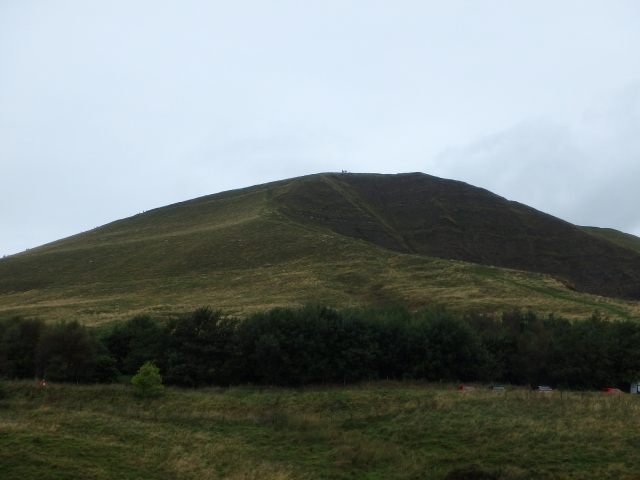 Mam Tor, looking from the southeast