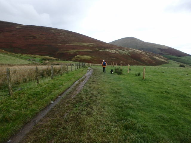 Setting out near Latrigg